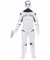 Verkleed soldaat stormtrooper look a like kostuum