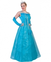 Verkleedkleding prinsessenset voor volwassenen