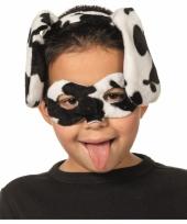Verkleedpartij setje dalmatier voor kinderen