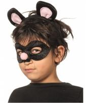 Verkleedpartij setje rat voor kinderen