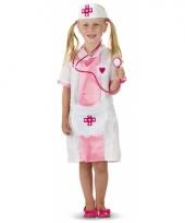 Verpleegster jurkje voor meisjes