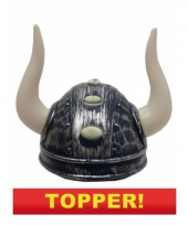 Viking helmen zilver 10049657