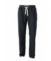 Vintage joggingbroeken zwart met zakken voor heren