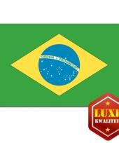 Vlaggen van brazilie 100 x150 cm