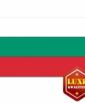 Vlaggen van bulgarije 100x150 cm