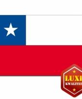 Vlaggen van chili 100x150cm