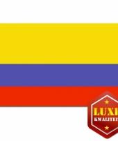 Vlaggen van colombia 100x150 cm