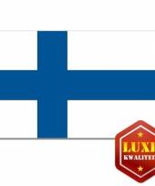 Vlaggen van finland 100x150 cm