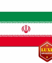 Vlaggen van iran 100x150 cm