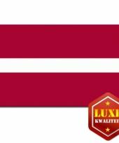 Vlaggen van letland 100x150 cm