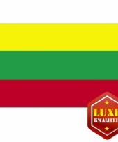 Vlaggen van litouwen 100x150 cm