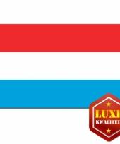 Vlaggen van luxemburg 100x150 cm