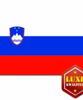 Vlaggen van sloveni 100x150 cm