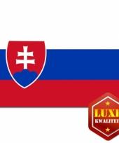 Vlaggen van slowakije 100x150 cm