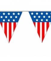Vlaggenlijn amerika 5 meter