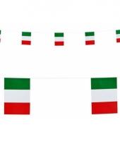 Vlaggenlijn van italie 6 meter