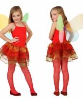 Vlinder kostuum voor meisjes