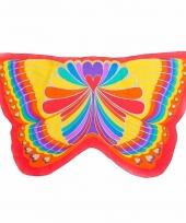 Vlinder vleugeltjes regenboog voor kinderen 10089600