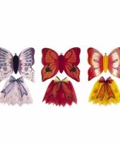 Vlinderoutfit voor meisjes