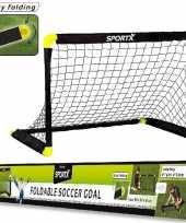 Voetbal goal voetbaldoel 90 x 59 x 61 cm