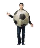 Volwassenen voetbal kostuum