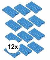 Voordeelverpakking met 12 koelelementen van 220 cc