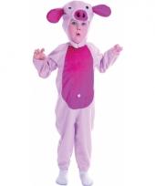 Voordelig biggen peuter kostuum