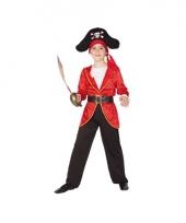 Voordelig piraten carnavalskostuum voor kids
