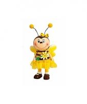 Vrouwen bijen tuinbeeldje 6x13 cm