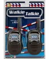 Walky talkie speel set voor kinderen 10130336