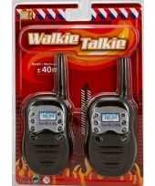 Walky talkie speel set voor kinderen