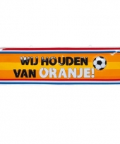 Wanddecoratie bord holland