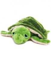 Warm knuffel zeeschildpad babyshower kado