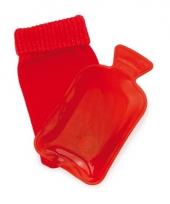 Warme mini kruik handwarer rood