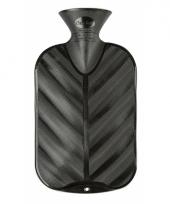 Warmtekruik zwart 2 liter