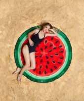 Watermeloen strandhanddoeken 150 cm