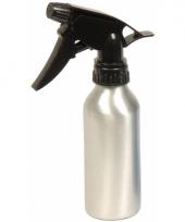 Waterverstuiver zilver 200 ml