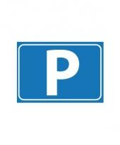 Wegwijs sticker parkeren