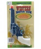 Western plastic water pistool