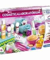 Wetenschap speelgoed cosmetica lab