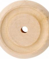 Wielen van hout 3 1 x 1 cm
