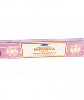 Wierook nirvana ontspanning meditatie stokjes nag champa