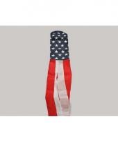 Windsok met de vlag van america