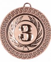 Winnaars medaille nummer 3