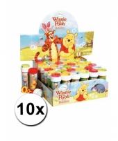 Winnie the pooh bellenblaasje 10 stuks