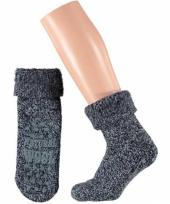 Winter sokken van wol voor dames 10064439