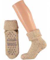 Winter sokken van wol voor dames 10064859