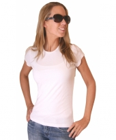 Wit bella shirt voor dames