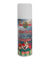 Witte hairspray