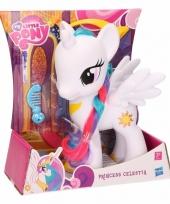 Witte speelgoed my little pony 20 cm